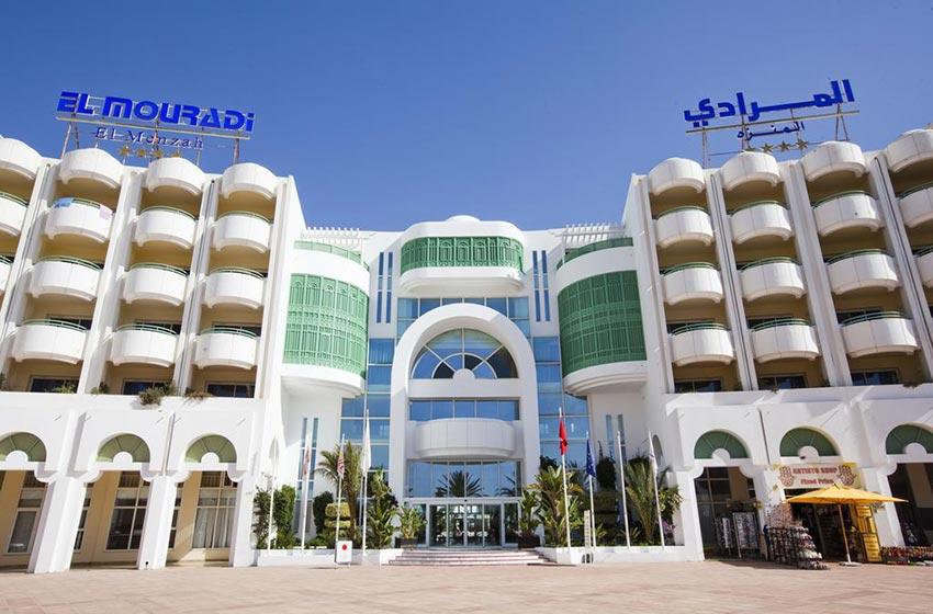 El Mouradi Menzah
